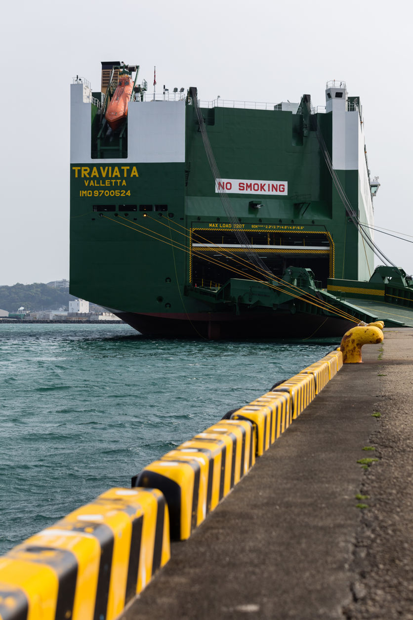 Traviata in Port Omaezaki 4