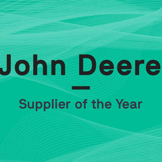 John Deere Supplier of the Year 0 1 03