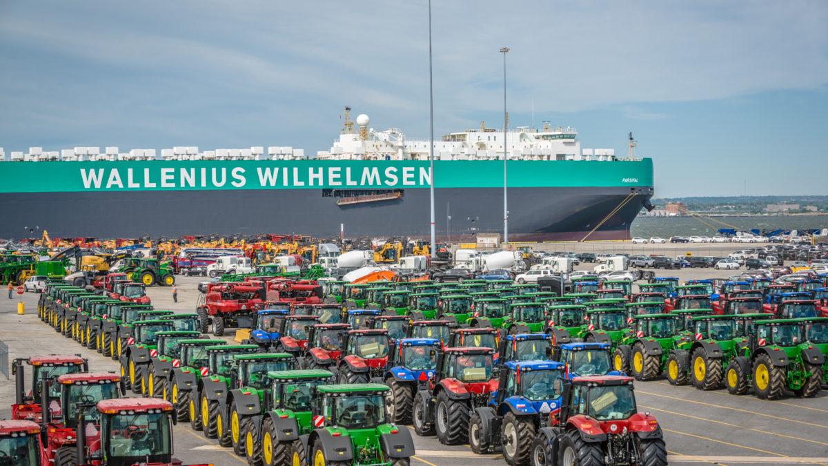 Global Shipping Logistic Solutions Wallenius Wilhelmsen